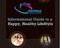 Rahmaa Tri-fold Brochure Design
