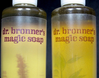 Dr. Bronner's Magic Soap Re-Packaging