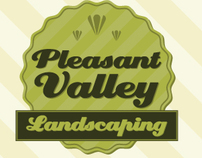 Pleasant Valley Lawncare Branding