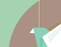 Illustration: Flight of the Origami