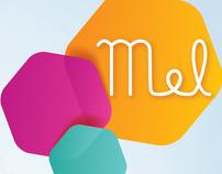Mel for Kids . Redesign