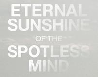 Eternal Sunshine of the Spotless Mind Poster
