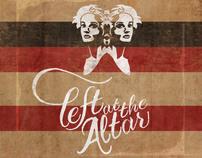 Logo, CD & Poster Design: Left at the Altar