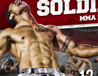 MMA Event - Rising Soldiers