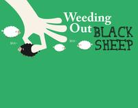 Weeding out black sheep