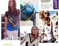 PATTERNS AND ARTWORKS - MEXX WOMEN