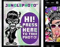 JunglePhoto IOS app