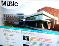 USF School of Music website