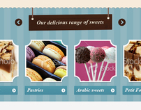 Diplomat Sweets
