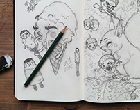 Characters & Prints