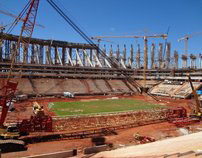 World Cup 2014: National Stadium of Brasília