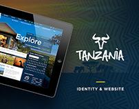 Tanzania Tourism Rebrand