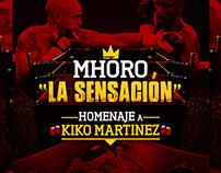 Mhoro: La Sensación (Homenaje a Kiko Martinez)