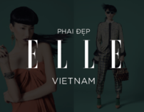 ELLE Vietnam SS 2012
