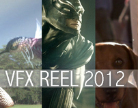VFX REEL 2012