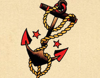 """""""Hold Fast"""" by Sailor Jerry"""