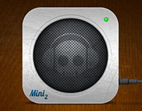 Seen Better Days: Speaker Icon Concept