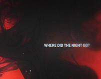 Where Did The Night Go'