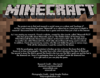 Minecraft Packaging