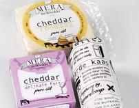 Mera - Melkbokke : packagings and in store promotions