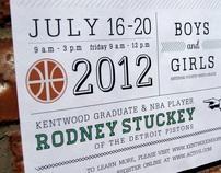 Kentwood Basketball Camp