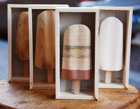 Wooden Popsicle