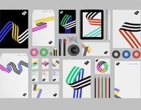 Visual System FCCh by Hey Studio