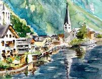 Random Watercolor