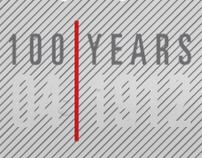 100 YEARS / BRAM STOKER