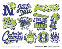 Graphic Design for NIKE 2012 SP by Filter017