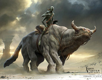 John Carter - Character Design and Concept Art