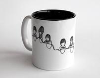 Tender Snow Mugs