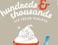 Hundreds & Thousands Ice Cream