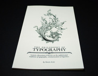 The Philosophy of Typography