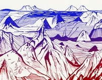 Den Alpen