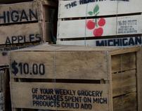 Buy Michigan Crates
