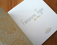 "Obsessions book, ""Feminine Type"""