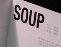 Blend Soup Bar (Fictional)