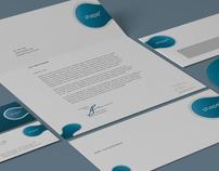DOA Stationery & Business Card Mock Up