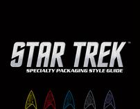 Star Trek Specialty Packaging