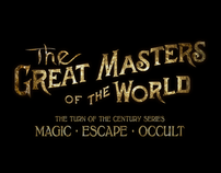 The Great Masters of the World