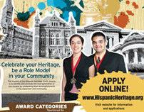 Hispanic Heritage Youth Awards-Scholarship Program