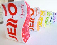 Repackaging Jell-o ; Wiggly, colorful, fun!! !