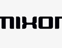 Mixom Typeface