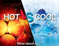 BMW Hot vs. Cool