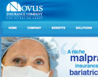 Novus Website