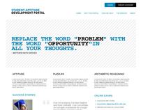 SADP  /   information portal website