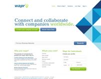 wapr  /  social network webportal