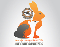 Logo : Center For Animal Research, NU.