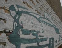 Downtown Kenosha Automotive Mural